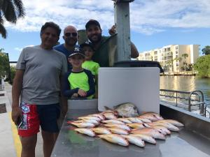 bottom fish trip picture goddess charters