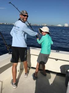 captian cory charter fishing